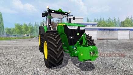 John Deere 7310R [washable] для Farming Simulator 2015