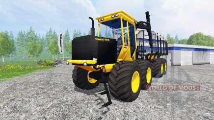 Tigercat 1075B для Farming Simulator 2015