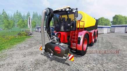 Vredo VT 5518-3 для Farming Simulator 2015
