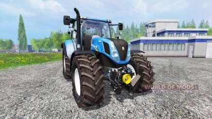 New Holland T7.240 v2.0 для Farming Simulator 2015