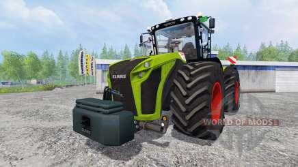 CLAAS Xerion 5000 [washable] для Farming Simulator 2015