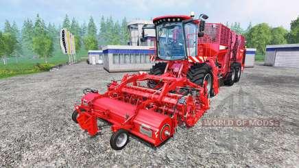 Holmer Terra Dos T4-40 [potato] для Farming Simulator 2015