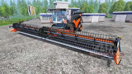 New Holland CR10.90 [grey-orange] для Farming Simulator 2015