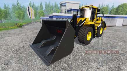 Volvo L180G для Farming Simulator 2015