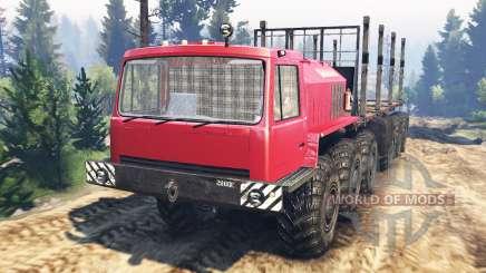МЗКТ-79191 для Spin Tires