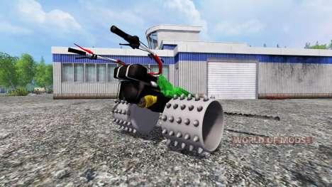 Rapid Rex для Farming Simulator 2015