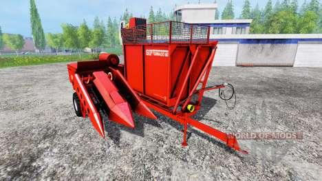 SIP Tornado 80 для Farming Simulator 2015