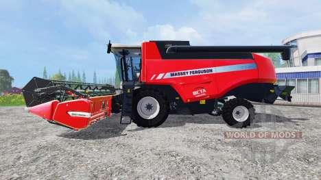 Massey Ferguson 7360PLI для Farming Simulator 2015