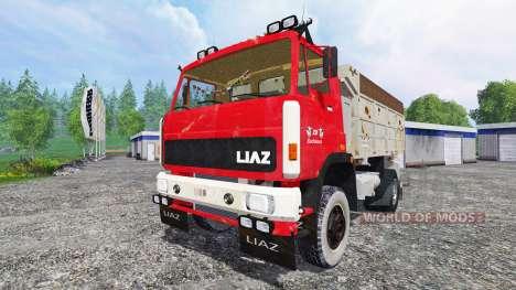 Skoda-LIAZ 150.261 для Farming Simulator 2015