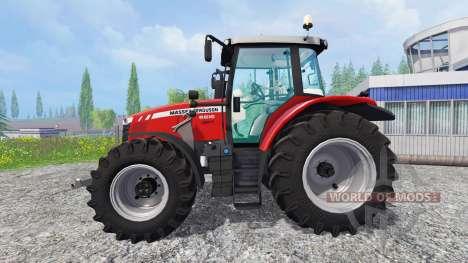 Massey Ferguson 6616 для Farming Simulator 2015