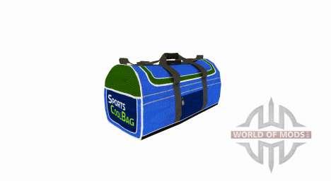 Спортивная сумка для Farming Simulator 2017
