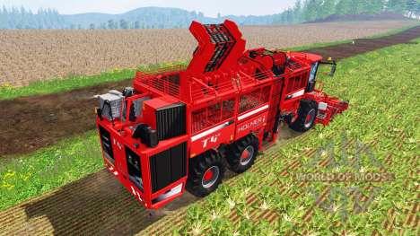 Holmer Terra Dos T4-40 для Farming Simulator 2015