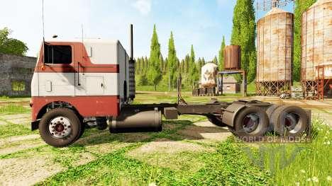 Freightliner White WF для Farming Simulator 2017