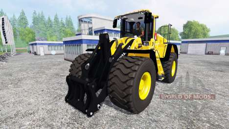 Volvo L220H для Farming Simulator 2015