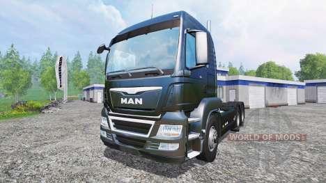 MAN TGS 26.440 для Farming Simulator 2015