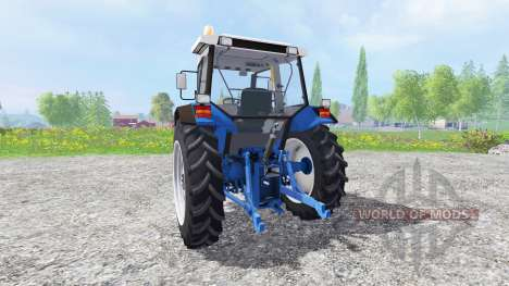 Ford 6640 для Farming Simulator 2015