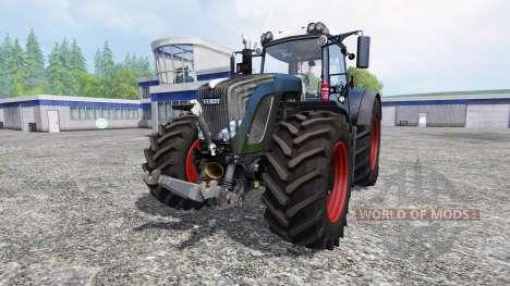 Fendt 936 Vario v2.4 для Farming Simulator 2015
