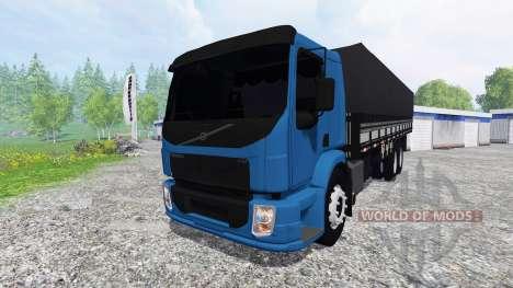 Volvo VM 330 2015 v1.1 для Farming Simulator 2015