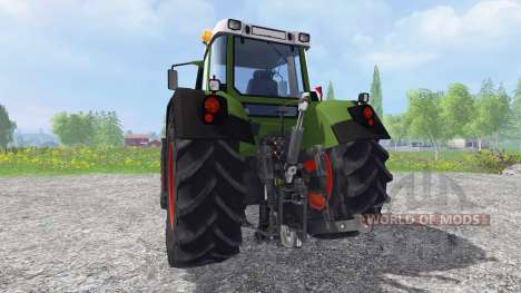 Fendt 818 Vario TMS v2.0 для Farming Simulator 2015