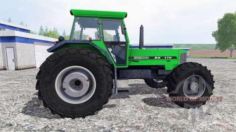Torpedo RX 170 v1.1 для Farming Simulator 2015
