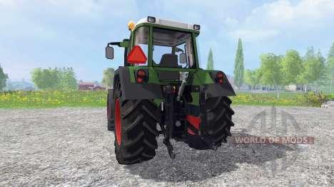 Fendt Farmer 308 Ci для Farming Simulator 2015