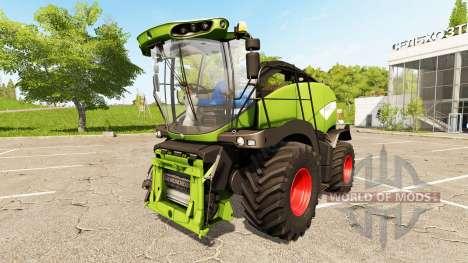 Fendt Katana 85 для Farming Simulator 2017