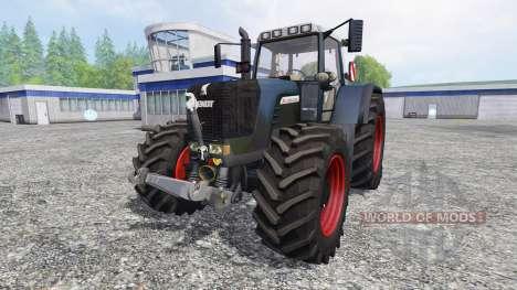 Fendt 930 Vario TMS v2.2 для Farming Simulator 2015