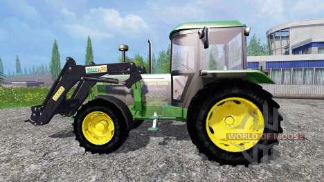 John Deere 3050 для Farming Simulator 2015