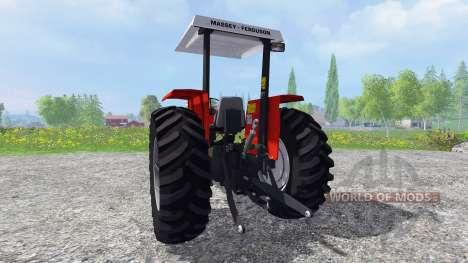 Massey Ferguson 95X для Farming Simulator 2015