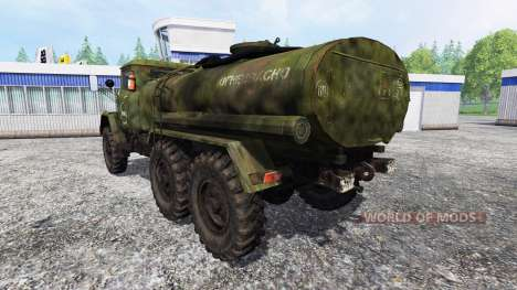 ЗиЛ-131 для Farming Simulator 2015
