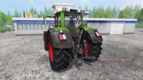 Fendt 927 Vario [washable] для Farming Simulator 2015