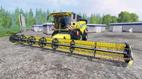 New Holland CR9.90 для Farming Simulator 2015