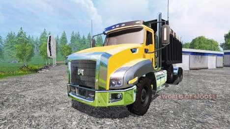 Caterpillar CT660 [color swap] для Farming Simulator 2015