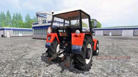 Zetor 7745 [wheelshader] для Farming Simulator 2015
