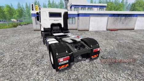 Renault Premium Lander для Farming Simulator 2015