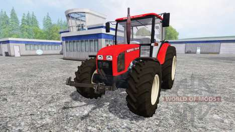 Zetor 7341 SuperTurbo для Farming Simulator 2015
