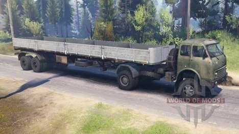 МАЗ-504В v2.0 для Spin Tires