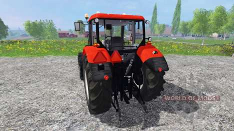Zetor Forterra 11441 для Farming Simulator 2015