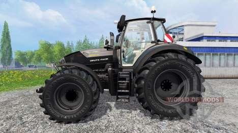 Deutz-Fahr Agrotron 7250 Warrior v5.0 для Farming Simulator 2015