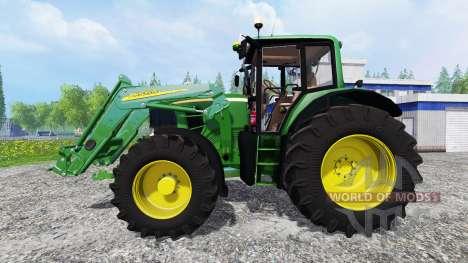 John Deere 6930 для Farming Simulator 2015