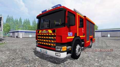 Scania P94D 260 GIMAEX v0.4.1 для Farming Simulator 2015