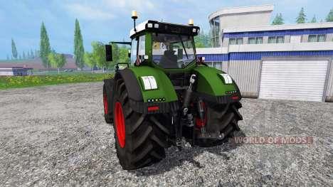 Fendt 1050 Vario [washable] v3.0 для Farming Simulator 2015
