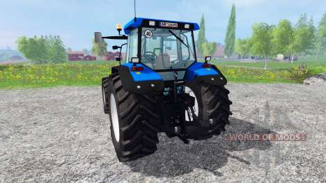 New Holland TM 175 v2.0 для Farming Simulator 2015