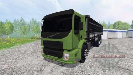 Volvo VM 330 2015 для Farming Simulator 2015