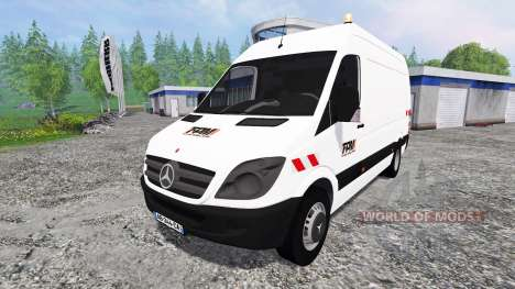 Mercedes-Benz Sprinter [pack] для Farming Simulator 2015
