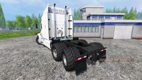 Peterbilt 579 для Farming Simulator 2015