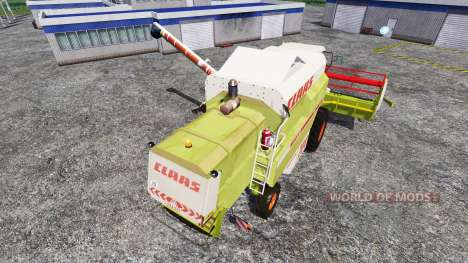 CLAAS Mega 204 для Farming Simulator 2015