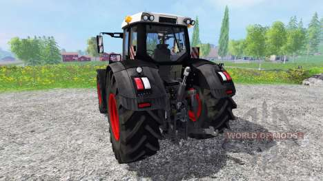 Fendt 936 Vario [black beauty washable] для Farming Simulator 2015
