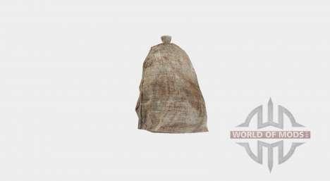 Наполненный мешок из мешковины для Farming Simulator 2017