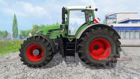 Fendt 939 Vario [wheelshader] для Farming Simulator 2015